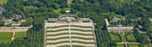 Ansicht Schloss Sanssouci