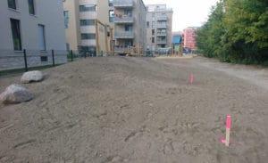 Grundstücksteilung